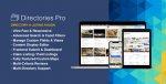 Diresctories Pro: Plugins de Wordpress para crear directorios