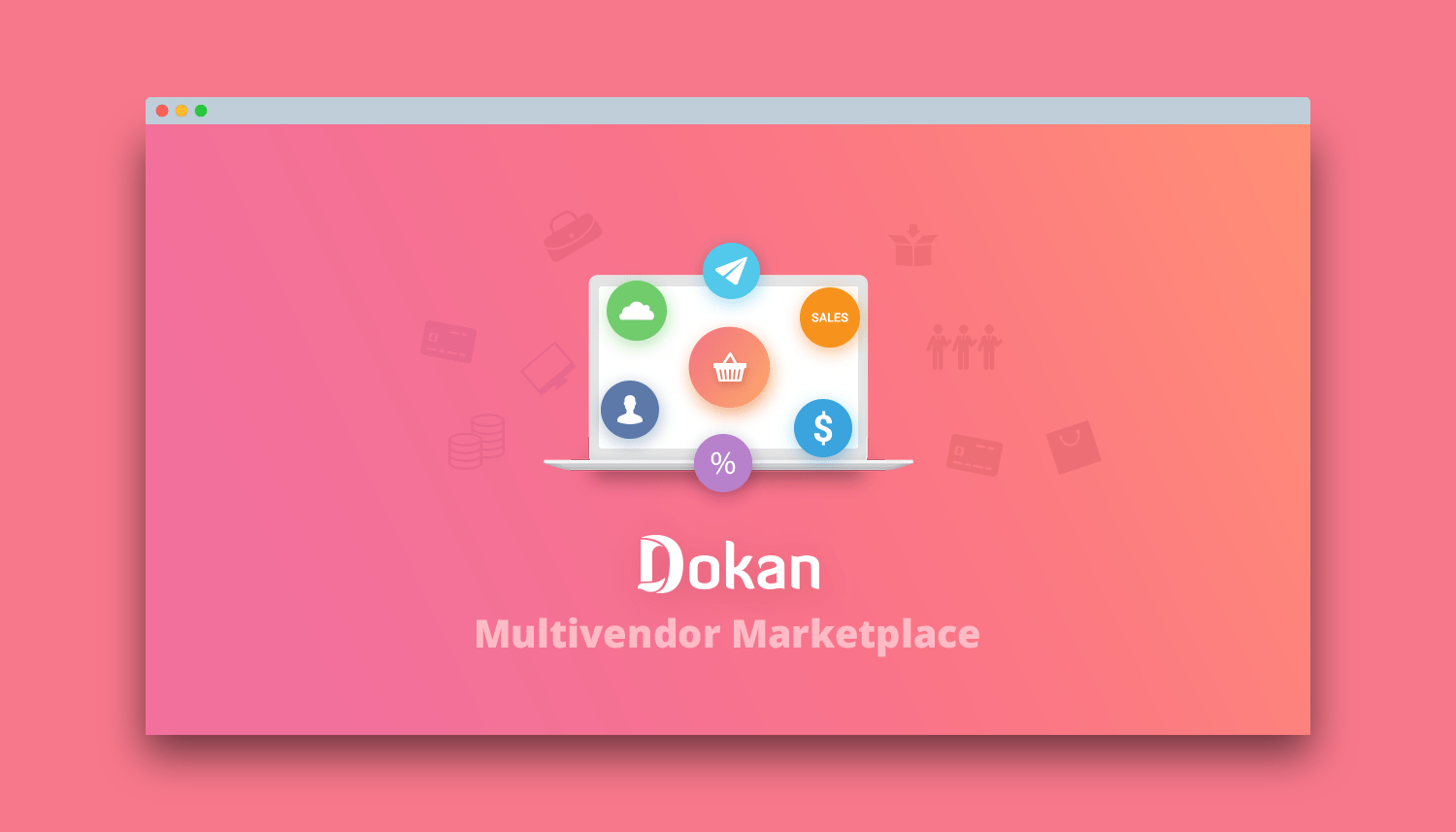 Dokan plugin Wordpress crea tu marketplace
