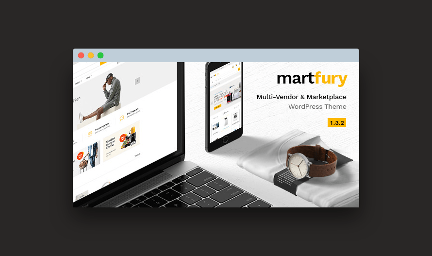 Martfury 1.4.2【 DESCARGAR GRATIS 】Crea tu Marketplace en Wordpress