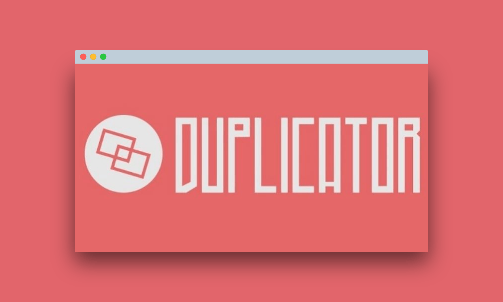 Duplicator plugin para clonar sitios web en Wordpress