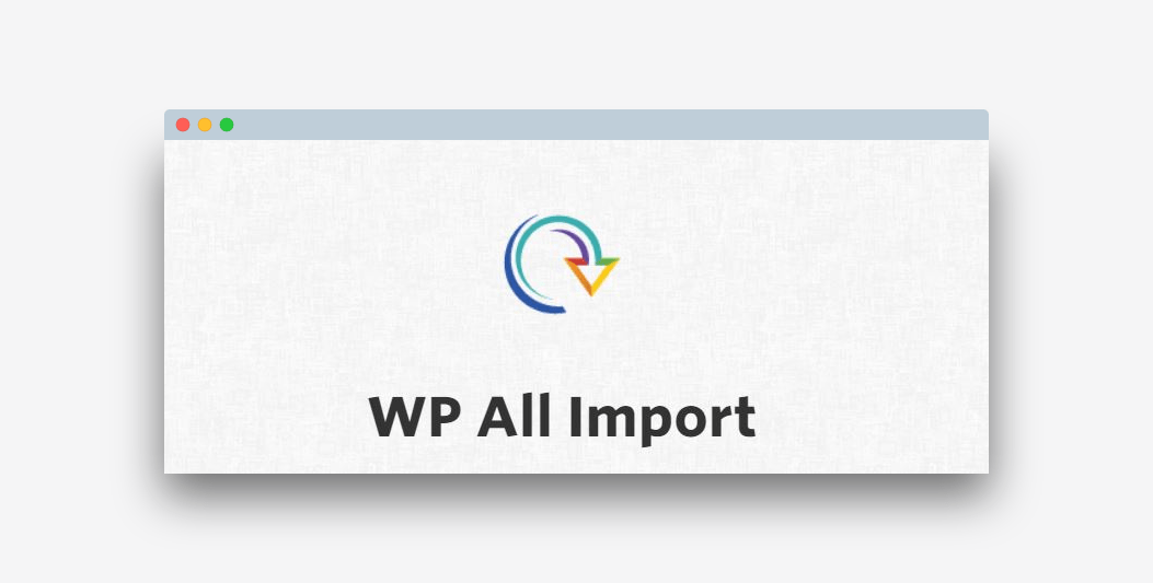 ▷ WP All Import Pro 4 5 5 FREE DOWNLOAD【 】