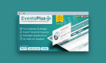 Event plus pluin de wordpress para eventos