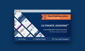 Ultimate Addons for WPBakery Page Builder 3.16.25 (formerly Visual Composer)