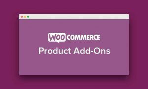 Woocommerce Product Addons customiza tus productos