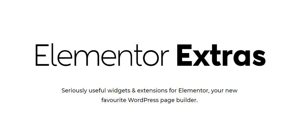 Elementor Extras WordPress Plugin v2.2.42