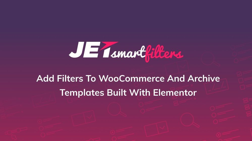 JetSmartFilters for Elementor WordPress Plugin v2.0.3