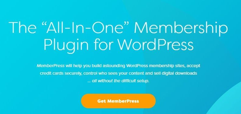MemberPress All-In-One Membership Plugin for WordPress v1.8.11 + Addons