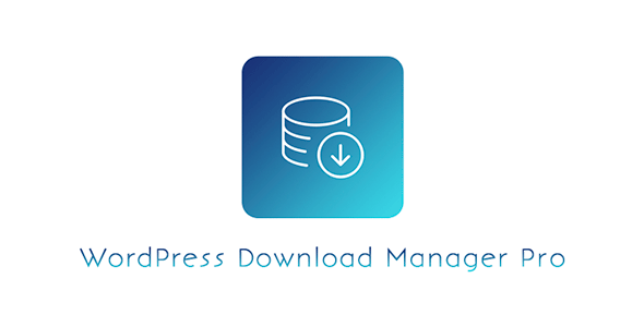 WordPress Download Manager Pro v5.0.92 + Addons