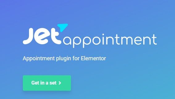 JetAppointments Appointment Plugin for Elementor v1.2.2