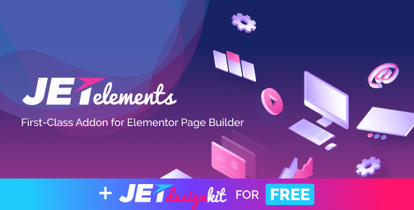 JetElements Widgets Addon for Elementor Page Builder v2.5.2