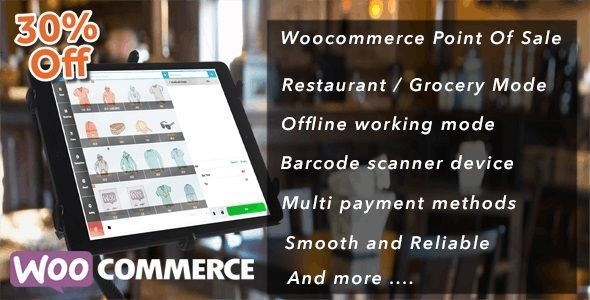 Openpos WooCommerce Point Of Sale (POS) Plugin v4.6.0