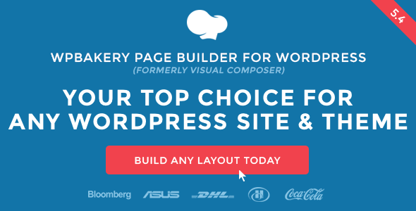 WPBakery WordPress Page Builder Plugin v6.4.1